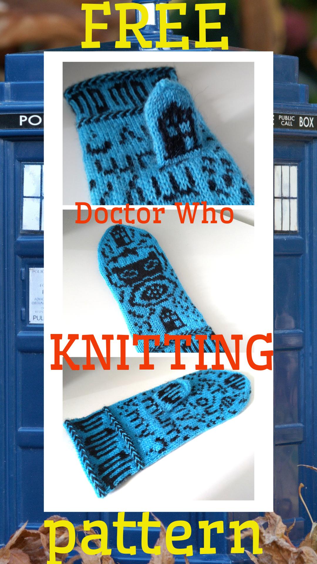 Empty Child Mittens – Free Knitting Pattern