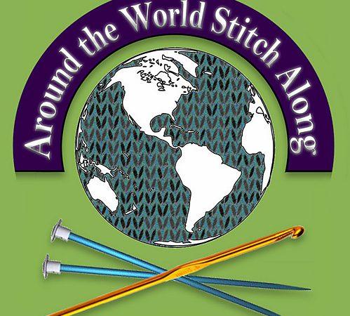 Around The World Stitch-a-Long